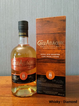 GlenAllachie Wood Finishes 8 Jahre Koval Rye Finish