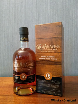 GlenAllachie Wood Finishes 12 Jahre Pedro Ximenez Finish
