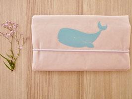 Windeltasche ''kleiner Wal''