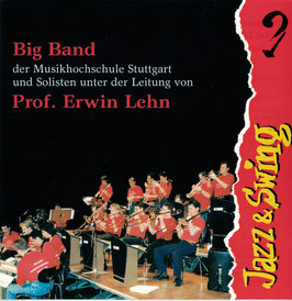 Prof. Erwin Lehn und die Big Band der Musikhochschule in Stuttgart Konzert in Aspach