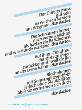 August Guido Holstein ‹Autofrühling›