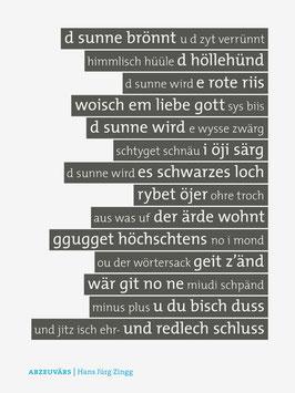 Hans Jürg Zingg ‹Abzeuvärs›