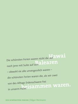 Edgar Hermann ‹Die schönsten Ferien›