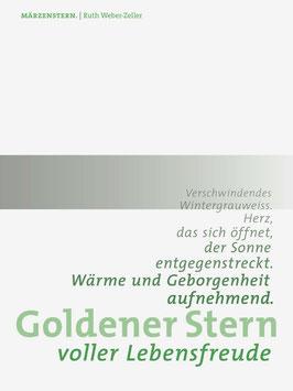 Ruth Weber-Zeller ‹Märzenstern›