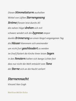 Matthias Müller Kuhn ‹Diesen Himmelssturm›