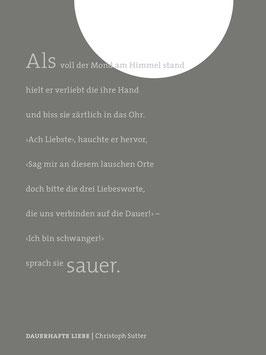 Christoph Sutter ‹Dauerhafte Liebe›