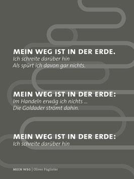 Oliver Füglister ‹Mein Weg›