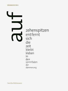 Cæcilia Bühlmann ‹Dämmerung›