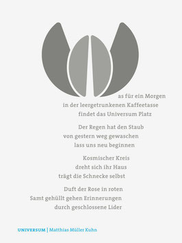 Matthias Müller Kuhn ‹Universum›