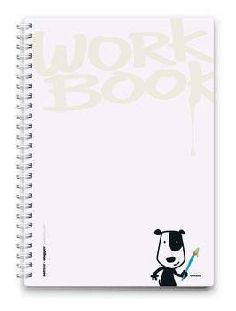 Big notepad Workbook