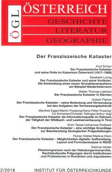 Sammelband Franziszeischer Kataster