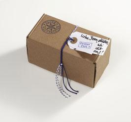 2er Geschenkkarton inkl. 2 Gläser Senf