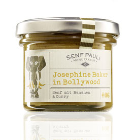 Josephine Baker in Bollywood: Senf mit Bananen & Curry