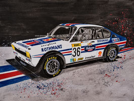 Opel Kadett C Coupe GTE #36 Rothmans