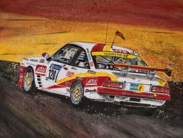 Opel Manta B Olaf Beckmann #120 24h Rennen Nürburgring