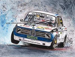 BMW 2002 Histo Cup Austria #77 Michael Steffny
