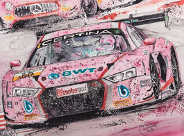 Audi R8 LMS BWT #25 Mücke Motorsport