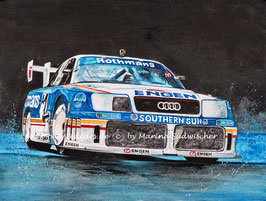 "Audi S4 quattro GTO 1992 ""Rothmans"" South Africa Kyalami"