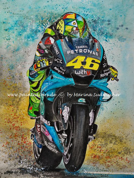Valentino Rossi #46 Petronas-Yamaha MotoGP 2021