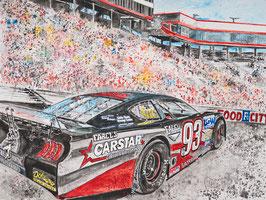 Ford Mustang NASCAR #93 Satorius Racing