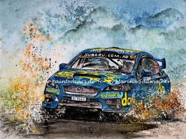 Subaru WRX Team Do Motorsports #67 Molly Taylor
