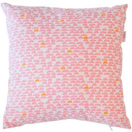 Coussin carré Pebble Pink (Trixie)