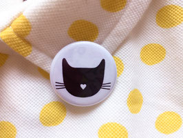 Badge Chat noir (Audrey Jeanne)