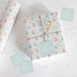 Kit emballage cadeau (Zü)