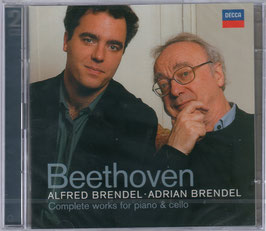 Ludwig van Beethoven: Complete works for piano and cello (2CD, Decca)