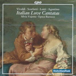 Italian Love Cantatas (CPO)