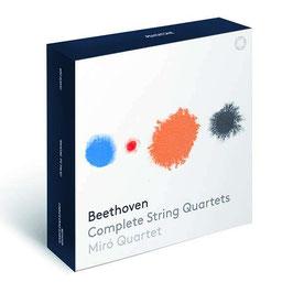 Ludwig van Beethoven: Complete String Quartets (8CD, Pentatone)
