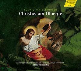 Ludwig van Beethoven: Christus am Öhlberge (Hänssler)