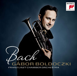 Johann Sebastian Bach (Sony)