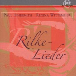 Paul Hindemith, Regina Wittemeier: Rilke-Lieder (Thorofon)
