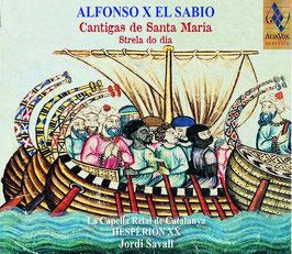 Alfonso X El Sabio: Cantigas de Beata Maria (SACD, Alia Vox)