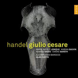 Georg Friedrich Händel: Giulio Cesare (4CD, Naïve)