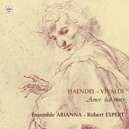 Georg Friedrich Händel, Antonio Vivaldi: Amor, hai vinto (Arion)