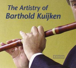 The Artistry of Barthold Kuijken: Telemann, Couperin, Bach, CPE Bach, Mozart, Schubert (Accent)