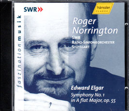 Edward Elgar: Symphony No. 1 in A flat Major, op. 55 (Hänssler)