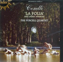 Arcangelo Corelli: La Folia and other sonatas (Hyperion Helios)