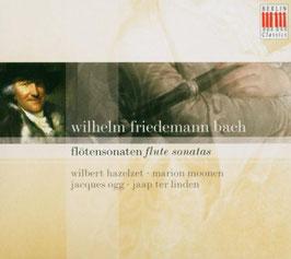 Wilhelm Friedemann Bach: Flötensonaten (Berlin)