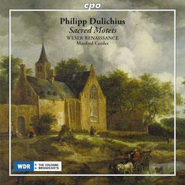 Philipp Dulichius: Sacred Motets (CPO)
