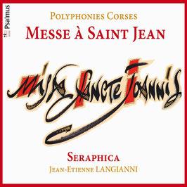 Messe à Saint Jean, Polyphonies Corses (Psalmus)