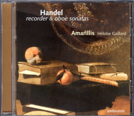Georg Friedrich Händel: Recorder & Oboe Sonatas (Naïve)