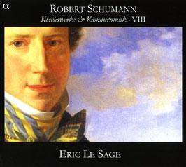Robert Schumann: Klavierwerke & Kammermusik VIII (2CD, Alpha)