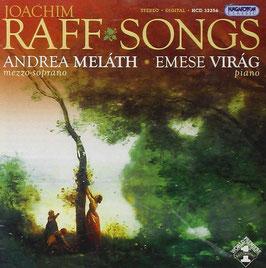 Joachim Raff: Songs (Hungaroton)