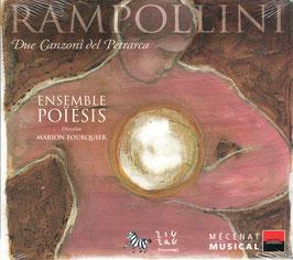 Mattio Rampollini: Due Canzoni del Petrarca (ZigZag)