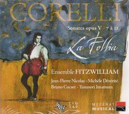 Arcangelo Corelli: Sonates opus V - 7 à 12 (ZigZag)