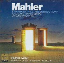 Gustav Mahler: Symphony No. 2 'Resurrection' (2CD, Virgin)