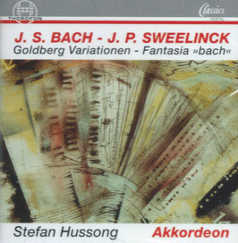 Johann Sebastian Bach, Jan Pieterszoon Sweelinck: Goldberg Variationen, Fantasia 'Bach' (Thorofon)